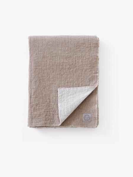 &Tradition Collect Blanket SC34 Cloud & Hazel Merino
