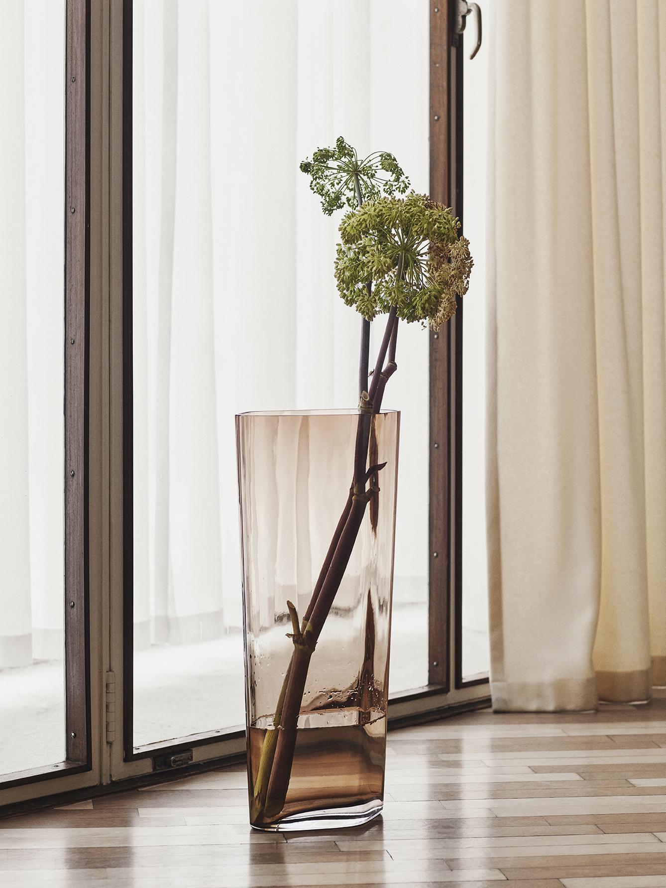 &Tradition Collect Vase SC38 Caramel H: 60 cm