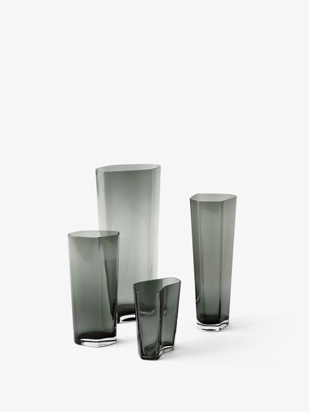 &Tradition Collect Vase SC35 Smoked H: 24 cm