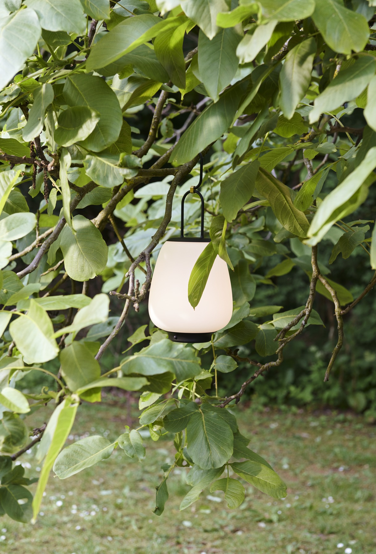 &Tradition Lucca SC51 Outdoor Portable Lamp Black
