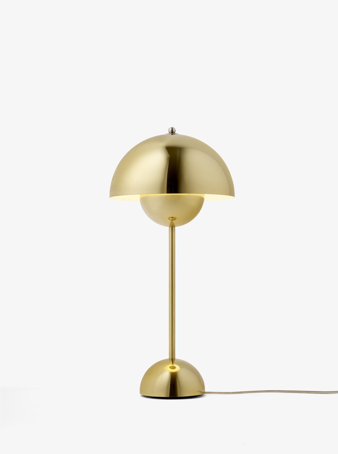 &Tradition Flowerpot VP3 polished brass