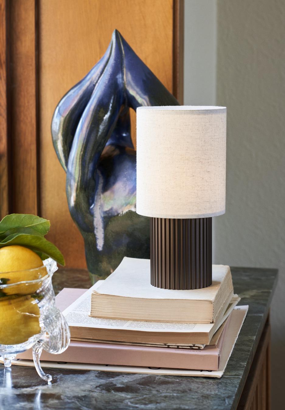 &Tradition Manhattan SC52 Portable Lamp Canvas