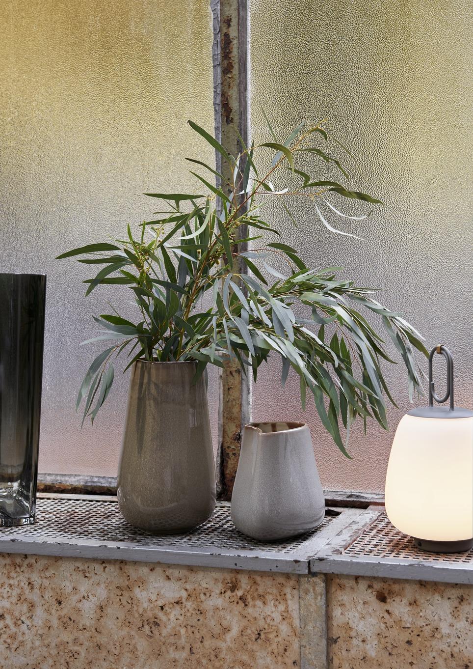 &Tradition Ceramic Vase Ease SC66 H: 16 cm