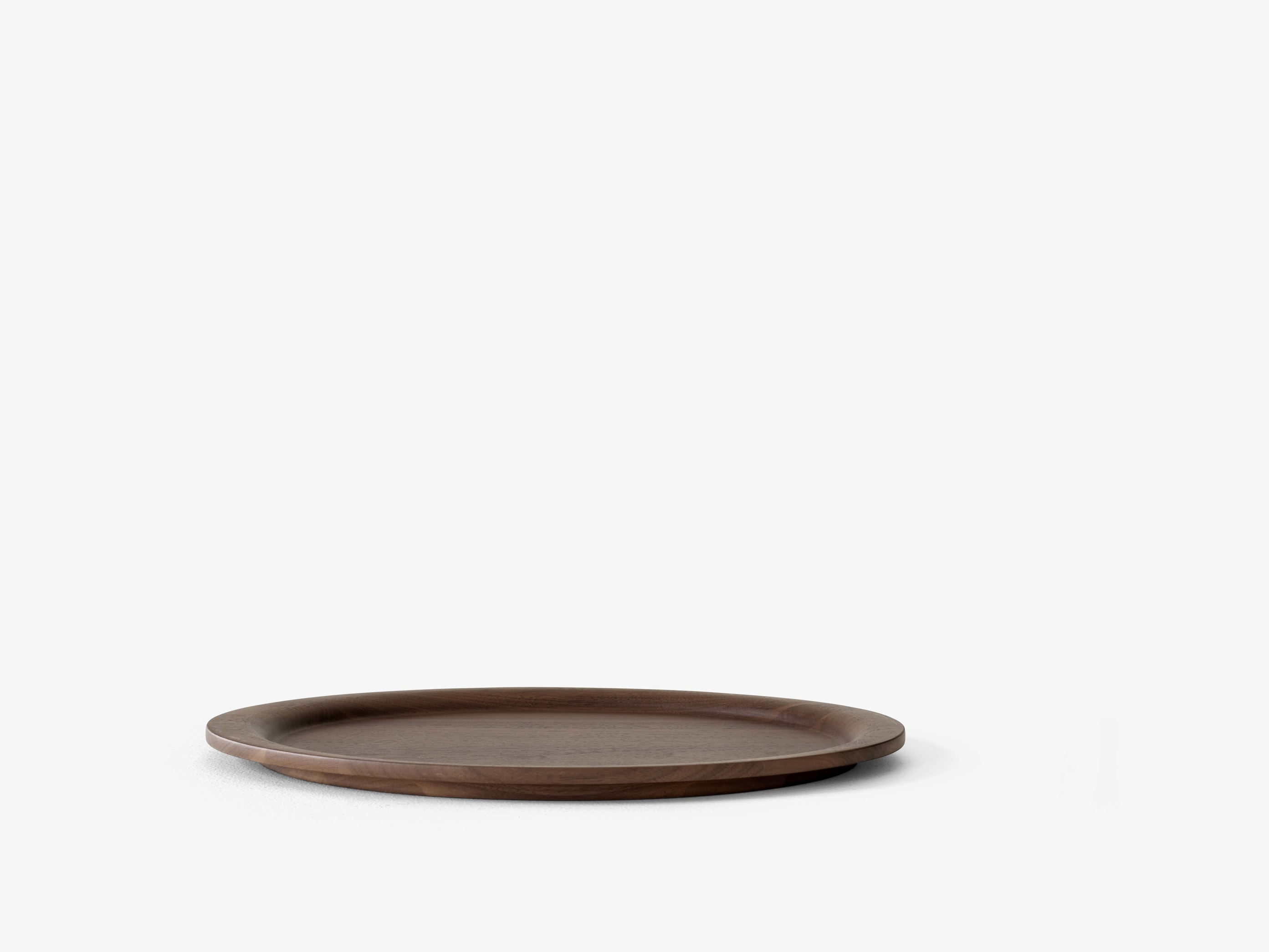 &Tradition Collect Tray SC64 Walnut 28 cm