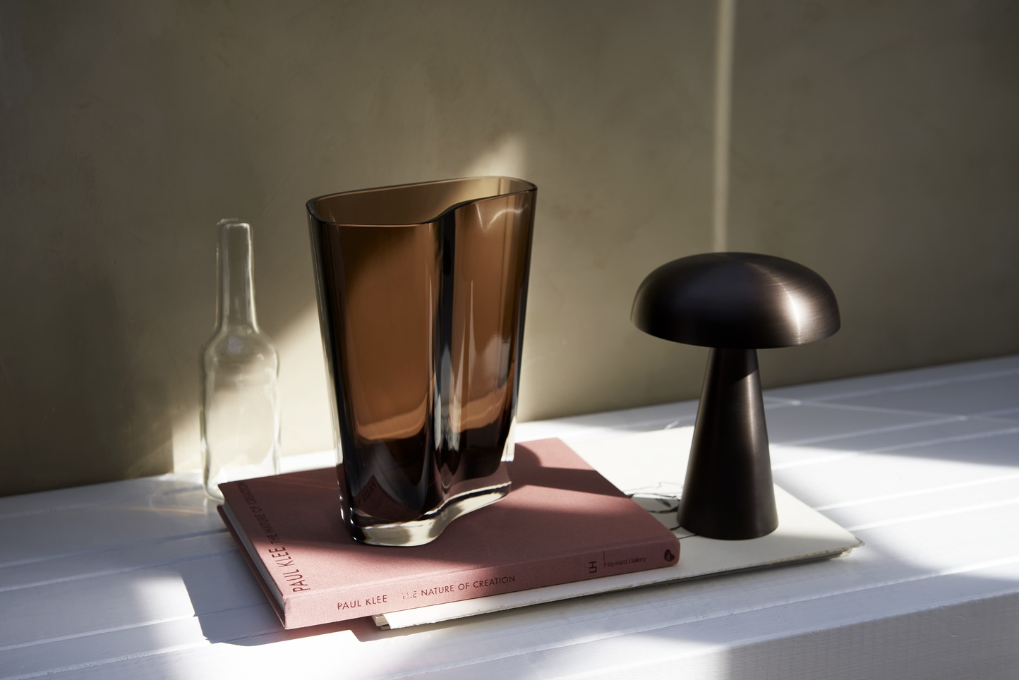 &Tradition Como SC53 Portable Lamp bronzed brass