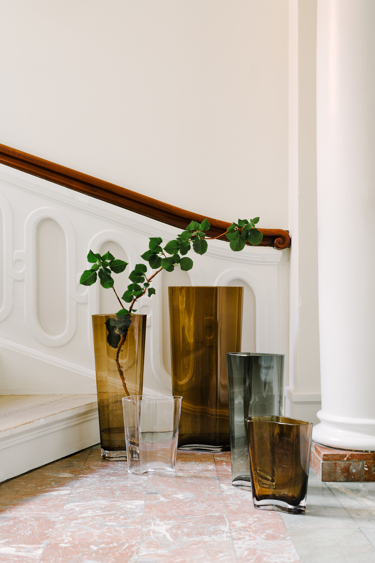 &Tradition Collect Vase SC35 Caramel H: 24 cm