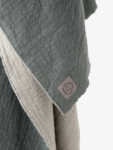 &Tradition Collect Blanket SC34 Cloud & Willow Merino